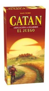 Catan Ampliación 5-6 Jugadores. Juego De Mesa En Español