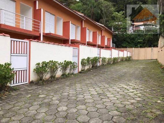Sobrado Com 2 Dormitórios Para Alugar, 70 M² Por R$ 1.450,00/mês - Praia Do Sonho - Itanhaém/sp - So0157