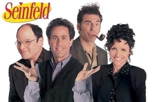 Poster Importado Seinfeld