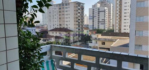 Apartamento Com 1 Dorm, Boqueirão, Santos - R$ 255 Mil, Cod: 64152780 - V64152780