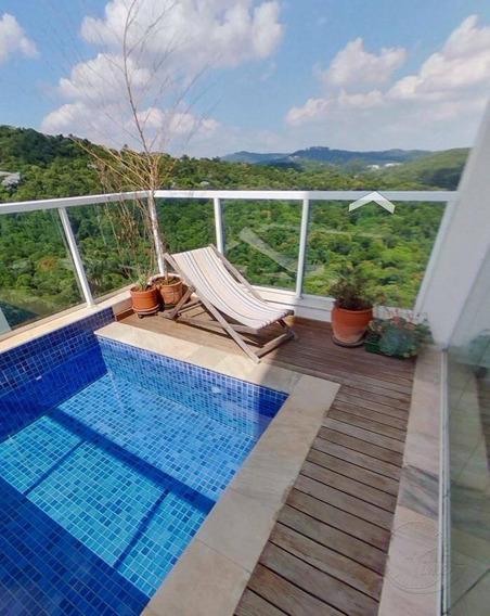 Apartamento Com 4 Dormitórios À Venda, 284 M² Por R$ 1.950.000 - Tamboré - Barueri/sp - Ap0529