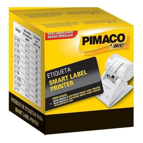 Etiqueta P/impressora Térmica 54x101mm Slp-srl Pimaco 170uni