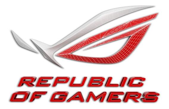 Pc-gamer Republic Of Gamers A Escolha Dos Campeões Asus