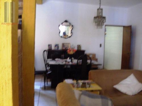 Sobrado Residencial À Venda, Moóca, São Paulo - So0126. - So0126