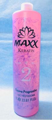Alisado Brasilero Maxx Keratin Original