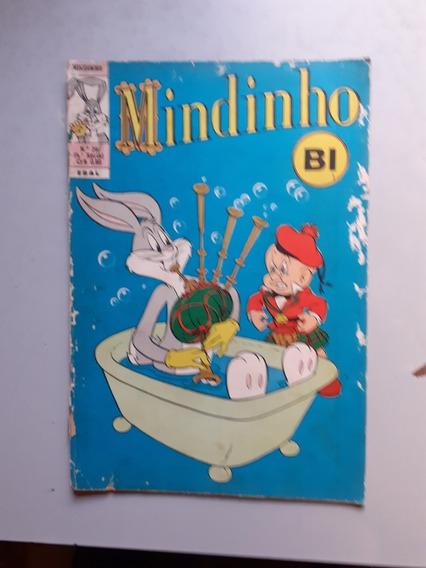 Mindinho Nº 29 Fevereiro De 1972
