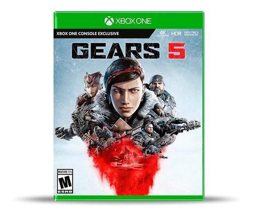 Gears Of War 5 (nuevo) Xbox One Físico, Macrotec