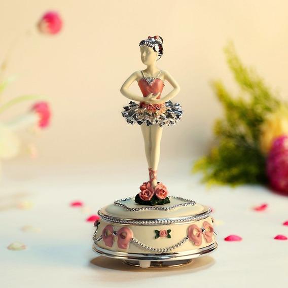 Lejia Ballerina - Caja De Música Giratoria
