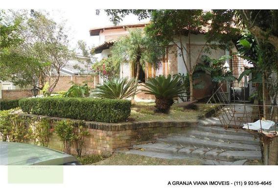 Casa Rústica, Estilo Toscana Com Ótimo Acabamento, Nova Higienopolis, Jandira. Ca0580 Agv - Ca0580