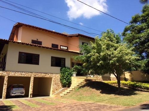 Casa Residencial À Venda, Condomínio São Joaquim, Vinhedo. - Ca5518