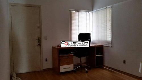 Imagem 1 de 12 de Apartamento Residencial À Venda, Bosque, Campinas - Ap0275. - Ap0275