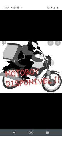 Imagem 1 de 1 de Sou Moto Boy Do Mercado Livre Chama