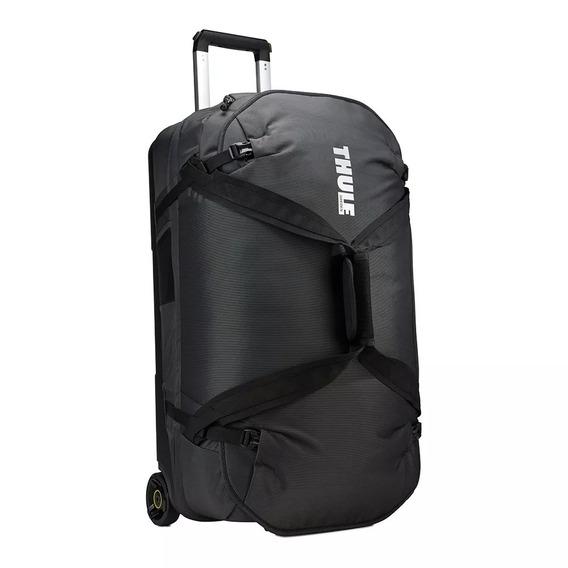 Valija Carry On Thule Tsr-375 Negra 75l C/ruedas Impermeable