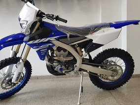 Yamaha Wr 250 Off Road 2018 Azul 0km