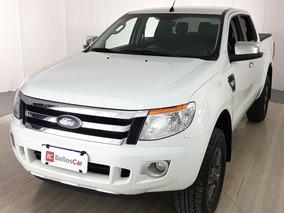 Ford Ranger 3.2 Xlt 4x4 Cd 20v Diesel 4p Automático 2014...