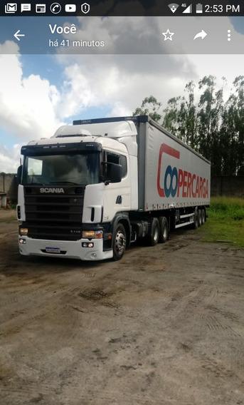 Scania 124 400