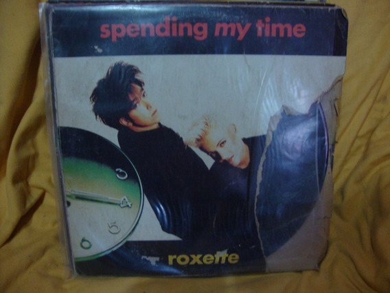 Vinilo Roxette Spending My Time Maxi P1