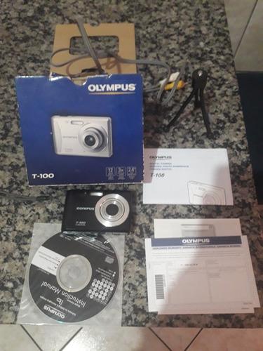 Olympus T100 12 Megapixel Zerada