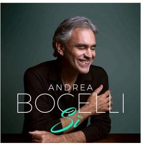 Cd Andrea Bocelli Si Open Music U-