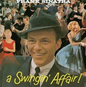 Swingin Affair - Sinatra Frank (cd)
