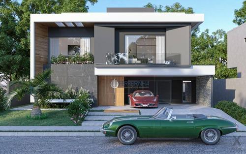 Casa À Venda, 430 M² Por R$ 3.000.000,00 - Jardim Do Golfe - São José Dos Campos/sp - Ca2319