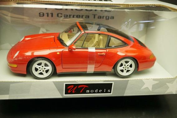 Ut Models Porsche 911 Carrera Targa 1:18 Ñ Schuco Autoart F1