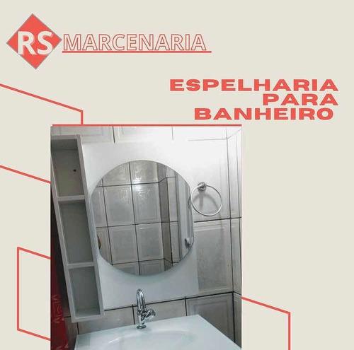 Imagem 1 de 1 de Espelharia Para Banheiro