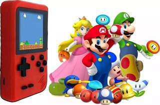 Mini Consola Retro Portatil Tipo Game Boy 400 Juegos Play Av
