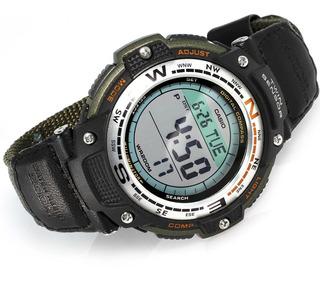 Reloj Casio Sgw-100b-3v Hombre 100m Sumergible Local Centro