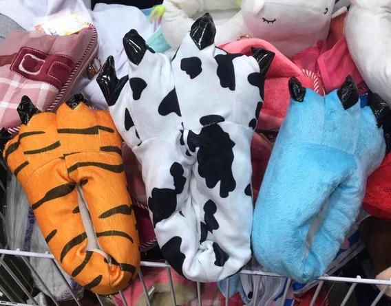 Pantuflas De Tigre Número 30 Al 33