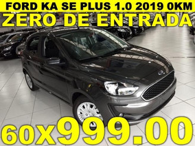 Ford Ka 1.0 Se/se Plus Tivct Flex 5p 60x999 S/entrada
