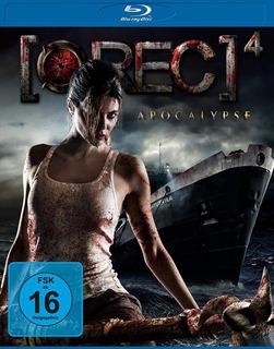 Rec 4 Edición Bluray Resident Evil Zombie Zombi