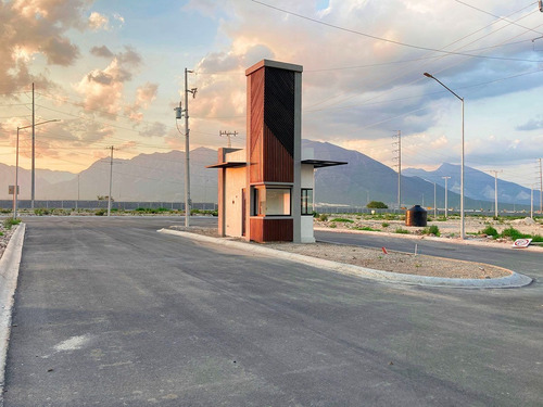 Imagen 1 de 9 de Terreno Industrial En Venta En García