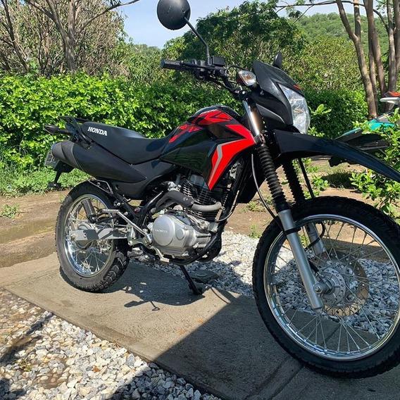 Honda Xr 150l 2020