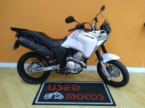 Yamaha Tenere 250 2012 Branca