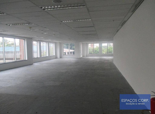 Laje Corporativa Para Alugar, 1.665m² - Chácara Santo Antônio - São Paulo/sp - Lj0681