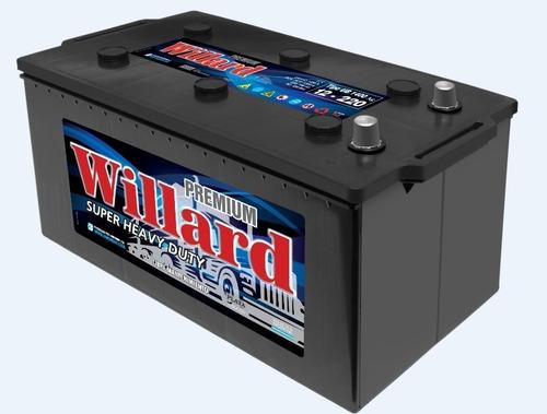 Imagen 1 de 1 de Bateria Willard Ub1400 Ex1390 12x200 Reforzada Barcos