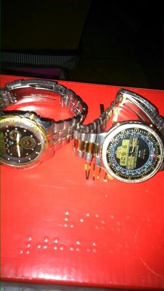Lote Dois Relógio Citizen