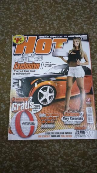 Coleção Revista Hot - Lote De 46 Revistas