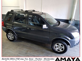 Amaya Garage Ford Ecosport 1.6 Xls 4x2 Año 2008 Impecable!!!