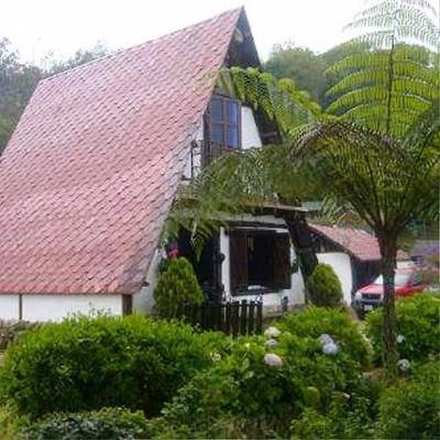 Casa En Venta La Colonia Tovar Ndd 16-14378
