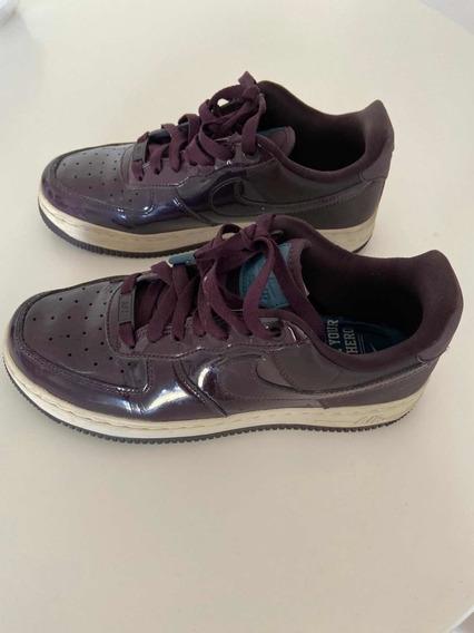 Zapatillas Nike Air Force 1 Edición Limitada Para Mujer