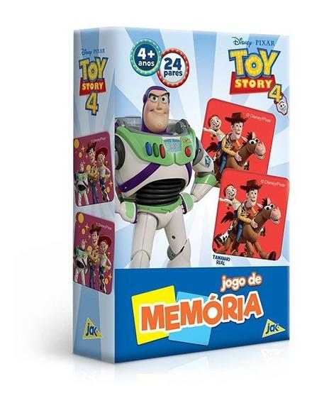 Jogo De Memória Toy Story 4 Toyster 2624