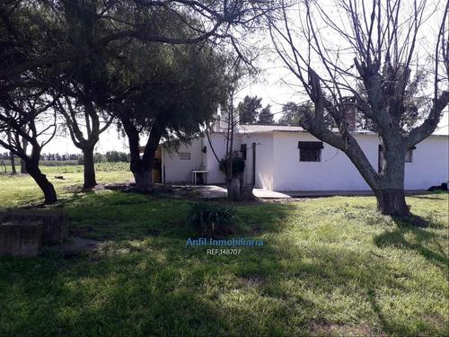 Chacra De 35 Has En Punta Espinillo