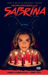 Libro Novela Gráfica The Chilling Adventures Of Sabrina