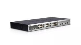Switch 24 Portas 10/100 + 2p 1000 D-link Des-3526 Xstack