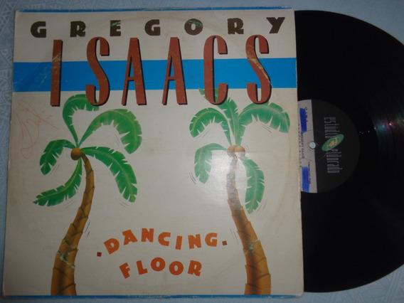 Lp Gregory Isaacs, Dancing Floor- Reggae