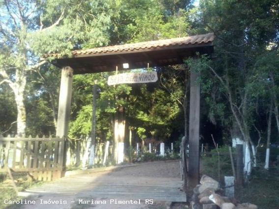 Sítio / Chácara Para Venda Em Mariana Pimentel, Estrada Geral / Rs - 711, 4 Dormitórios, 3 Banheiros - 1107_1-287877