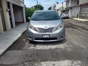 Toyota Sienna 3.5 Xle V6 At 2015