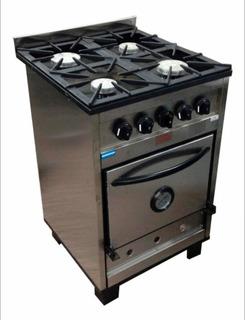 Cocina Industrial Familiar Tecnocalor 4 H Horno Pizzero